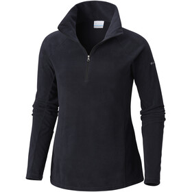 Columbia Glacial IV 1/2 Zip Jacket Women Black